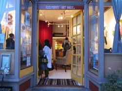 Red Poppy Art House