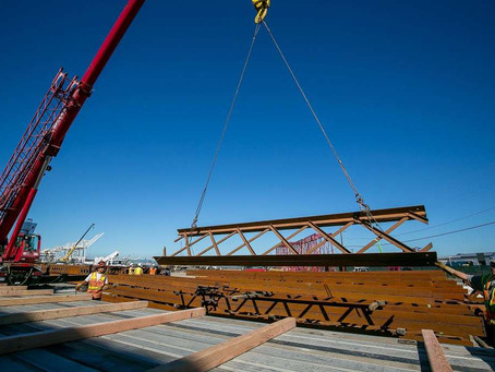 450 Tons of Old Bay Bridge Steel to Get New Life as Public Art