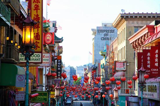 Visit Chinatown