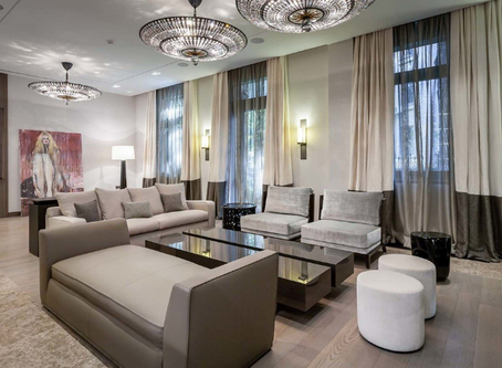 International Residence: Moscow, Russia