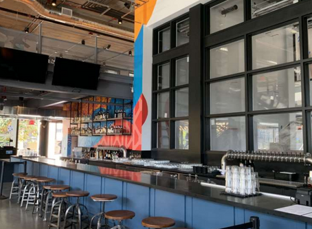Seven Stills Opens Its Massive New Mission Bay Distillery, Brewery and Restaurant