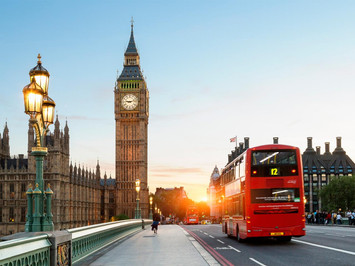 Travel on the Renowned London Bus System