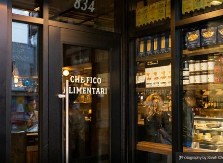 First Taste: Che Fico Alimentari is a Meaty, Cheesy, Bready Winner