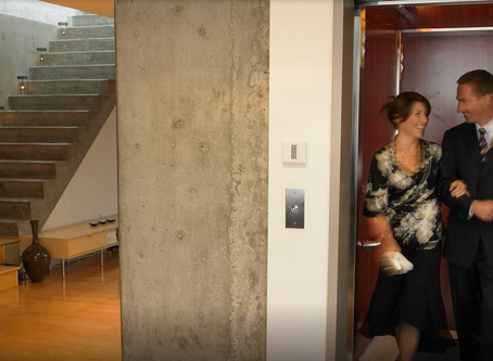 Luxury Buildings Bring Elevator Privacy to the Next Level