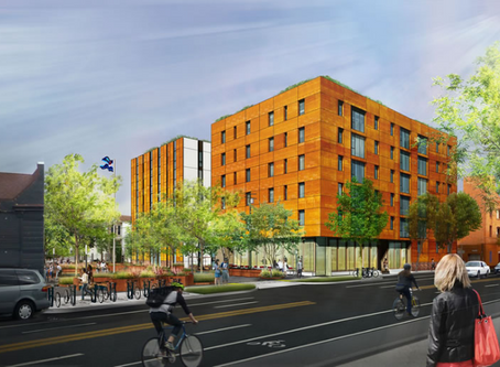 Long-Awaited Eagle Plaza About to Break Ground