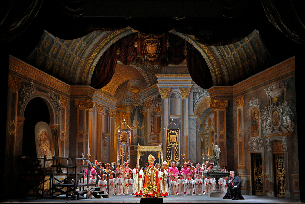 Attend the Opera
