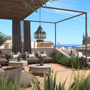 This Mallorcan House Has Been Brought Up to Date and Feels Truly Luxurious