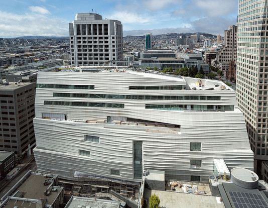 Visit the SF MOMA