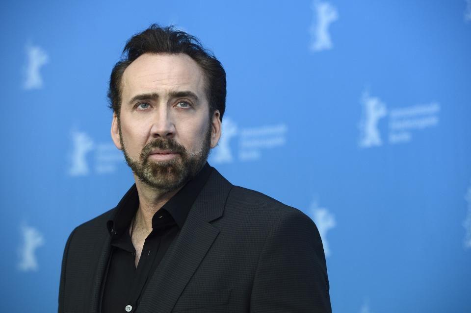 Nicolas Cage, Academy Award winner