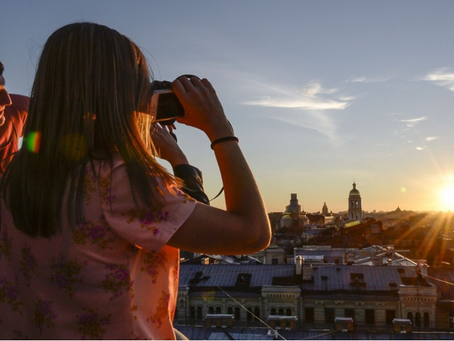 Rooftop Tours Offer Fresh Views of St. Petersburg, and This Time They're Legal