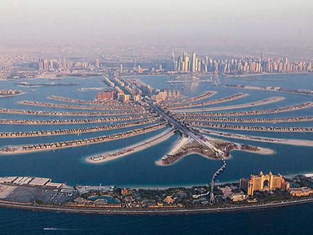 Dubai's Palm Jumeirah Ready for Showtime