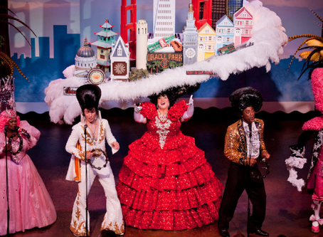 Hats Off to Beach Blanket Babylon, a San Francisco Institution in its Final Act