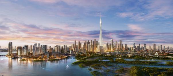Dubai Creek.