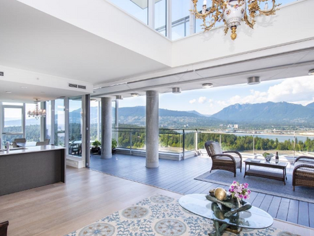 International Residence: Vancouver, BC, Canada