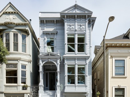 Inside the Most Rebellious Victorian on Alamo Square
