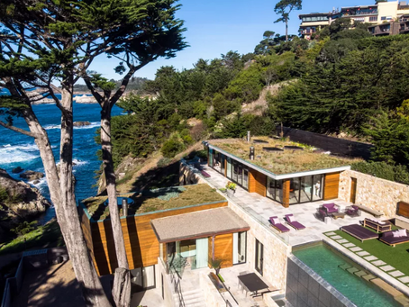 Seaside Stunner Asking $16M is Ready for a 'Big Little Lies' Cameo