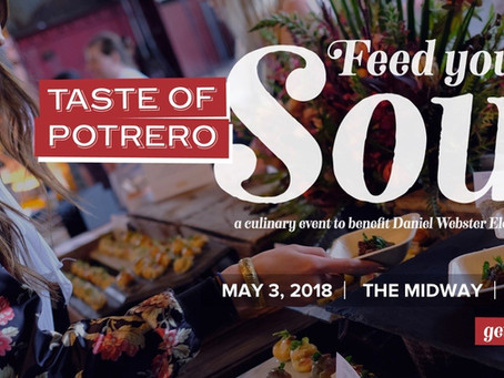 Taste of Potrero | May 3 - The Midway