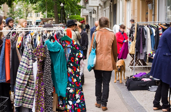 Vintage Fashion Stores - all over Berlin