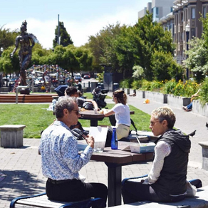 Hayes Valley to Get More Green Space
