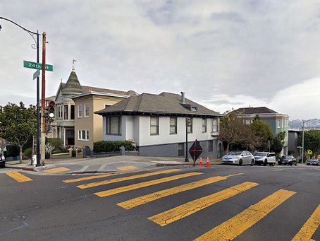Plans for Modern Dolores Street Duplex Revealed