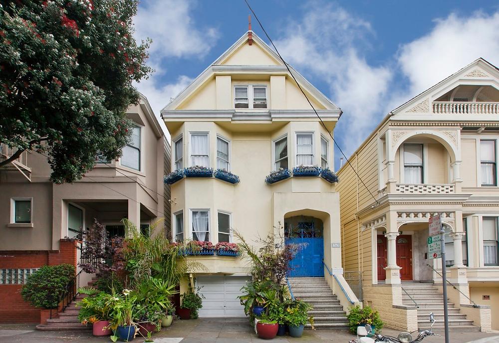 763-765 Cole Street, San Francisco