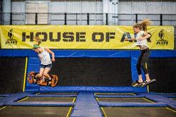 House of Air - Indoor Trampoline Warehouse