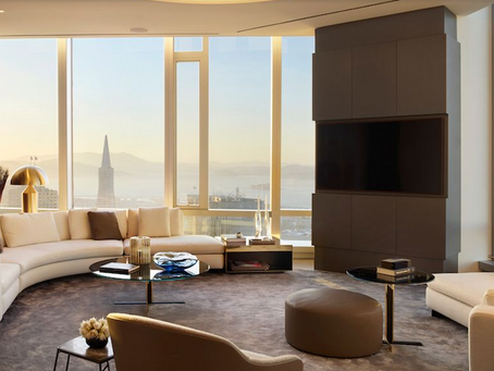 San Francisco's Highest Residence Unveiled for $46 Million