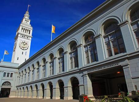 Ferry Building to Undergo Two-Year Restoration