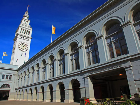 Ferry Building to Undergo Two-Year Restoration
