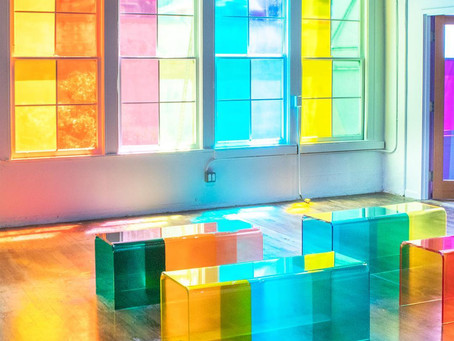 Life With #NoFilter in SF's Instagram-Ready Color Factory