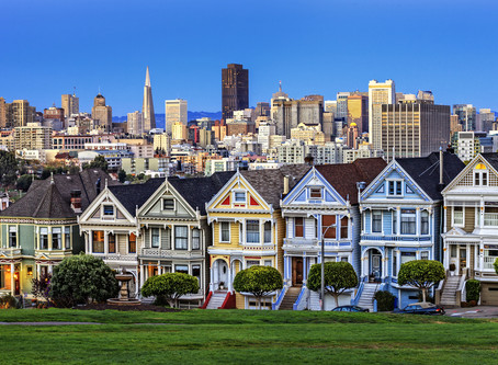 Number of Homes for Sale in SF Inches Up, Pending Sales Down
