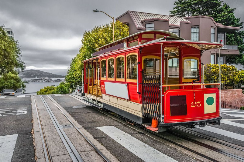 Ride the Historic Cable Cars