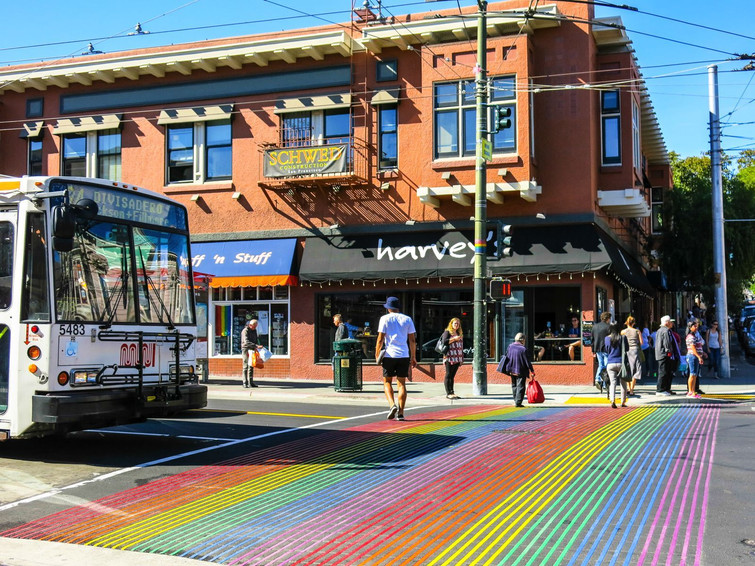 Experience the Castro District