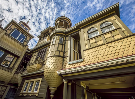 What's Haunting the Bay Area's Historic Buildings