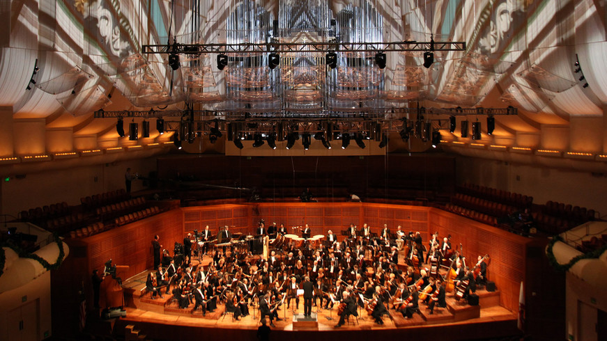 Enjoy the San Francisco Symphony