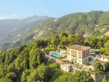 International Residences | Villa Anna, Pietrasanta, Tuscany, Italy