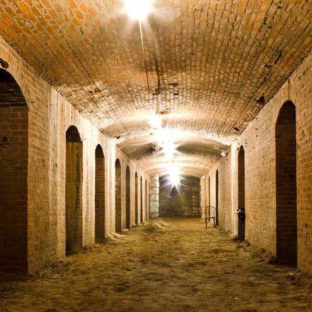 Travel deeper (literally) with these underground destinations.