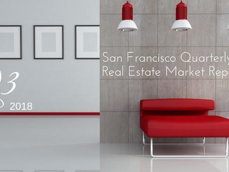 SF Real Estate Market Quarterly | Q3-2018