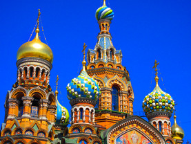Savior on the Spilled Blood, St. Petersburg