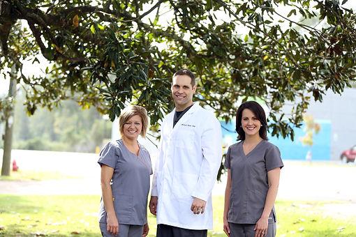 Richton Dental Care Group Shot | Red Door Marketing