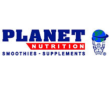 Planet Nutrition Logo | Red Door Marketing
