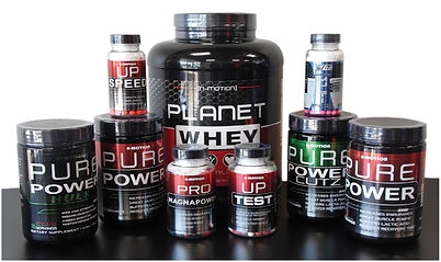Planet Nutrition Supplements | Red Door Marketing