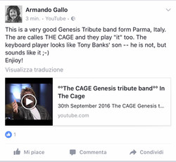Armando Gallo facebook