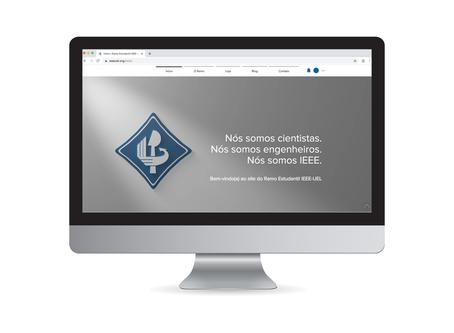 Um novo site!
