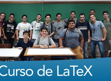 II Edição do Curso de LaTeX