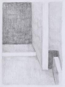 Grafito sobre papel 20x20 2017