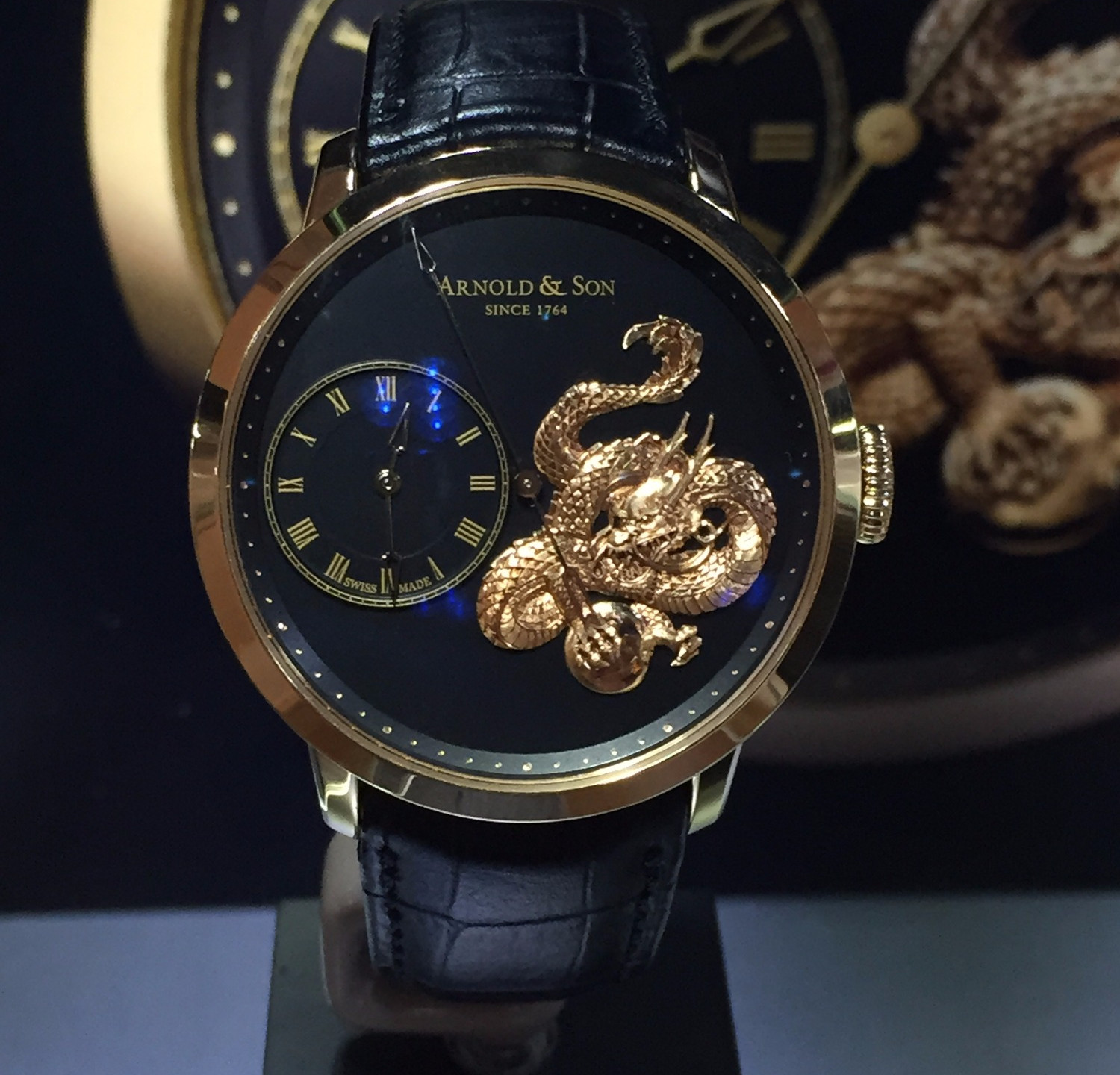 Metiers d'Art TB Dragon Limited Edition