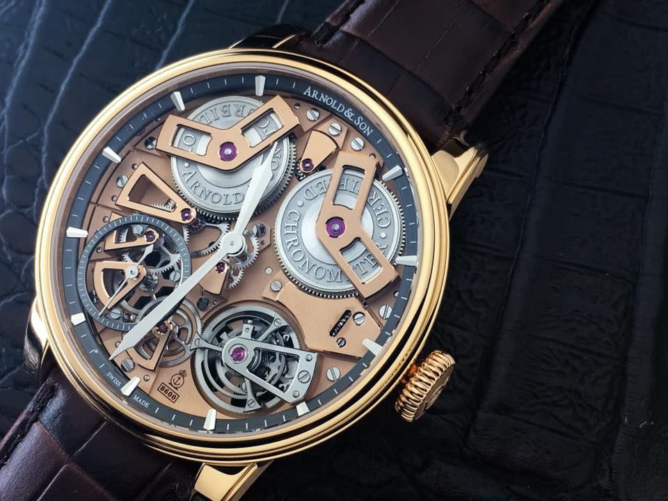 Tourbillon Chronometer 36