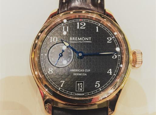 BREMONT巴塞爾錶展新作抵港