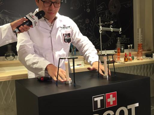 TISSOT Ballade系列矽游絲機芯全升級